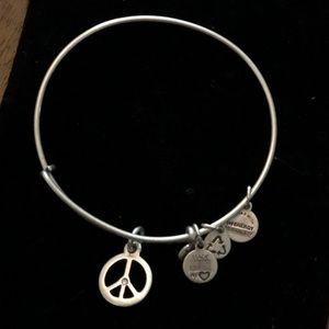 Alex and Ani World Peace Bracelet